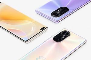 В России стартовали продажи Huawei Nova 8 — у нас дешевле, чем в Китае