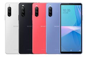 Компактный размер, IP68 и экран без дырок и вырезов: Sony представила смартфон Xperia 10 III Lite