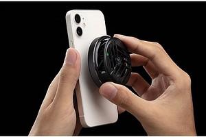 Магнитный кулер Black Shark Magnetic Cooler быстро охладит смартфон, планшет или портативную консоль