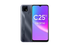 Helio G85, NFC, большой аккумулятор и 128 Гбайт дешевле 17 000 руб.: в Россию прибыл смартфон Realme C25s