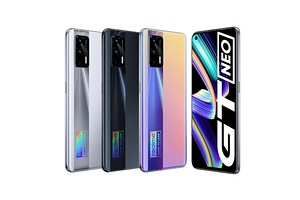 realme GT Neo Enhanced Edition — улучшенная версия почти идеального смартфона