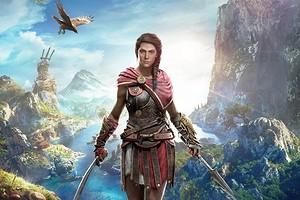 Красивее реальности! Древняя Греция в 8K — Assassins Creed Odyssey на ПК с GeForce RTX 3090