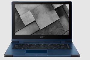 В Россию прибыл недорогой неубиваемый ноутбук Acer ENDURO Urban N3