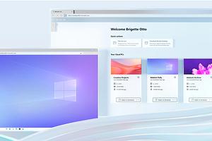 Названы цены нового сервиса удаленных рабочих столов Microsoft Windows 365