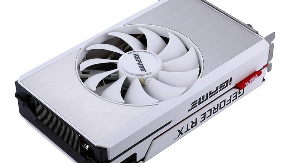 Представлена компактная видеокарта Colorful GeForce RTX 3060 iGame Mini