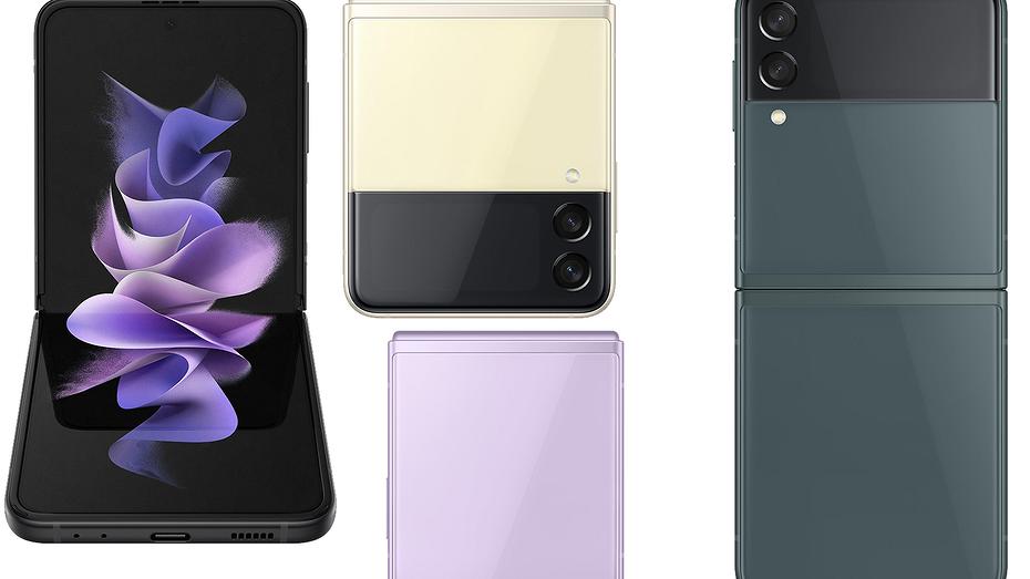 Названа стоимость смартфонов Samsung Galaxy Z Fold3, Z Flip3, наушников Galaxy Buds2 и смарт-часов Galaxy Watch4