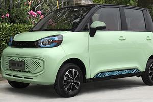 Современный электромобиль по цене подержанной Приоры? Китайцы могут и такое!