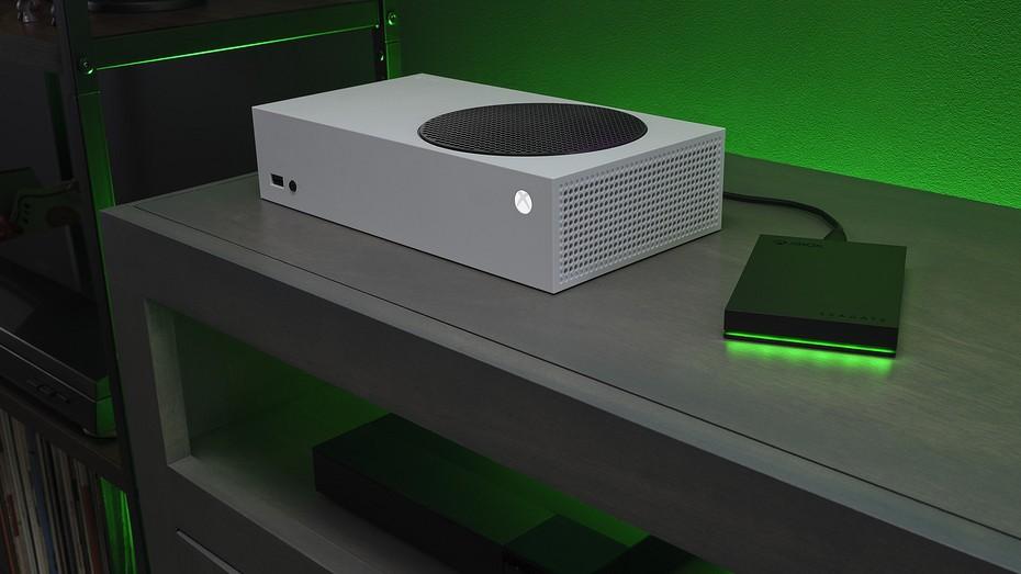 Мало места на Xbox Накопитель Seagate Drive for Xbox в помощь!