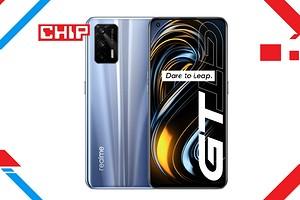 Обзор смартфона realme GT 5G: флагман за разумные деньги