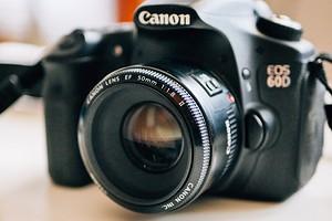 Canon EOS: как узнать пробег фотоаппарата