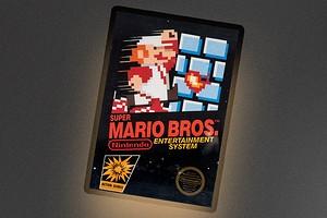 Продал 8-битную аркаду и стал миллионером — за Super Mario Bros. заплатили 150 миллионов рублей