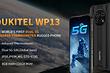 Первый в мире защищенный 5G-смартфон со встроенным ИК-термометром Oukitel WP13 Dual 5G Rugged Phone отдают со скидкой и подарками