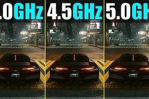 Блогер выяснил, насколько важна частота процессора — Intel Core i7-10700K протестировали на скорости 4, 4,5 и 5 ГГц в играх