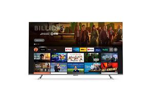 Американский гигант Amazon представил свои первые телевизоры