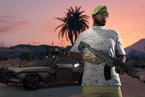 Названа новая дата выхода Grand Theft Auto V на PlayStation 5 и Xbox Series X/S
