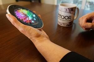 Представлен круглый эко-смартфон Cyrcle Phone 2.0 Phone 2.0: очень необычный