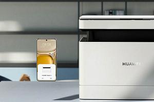 С NFC и фирменной ОС: Huawei представила свое первое МФУ
