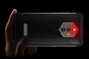 Больше месяца на одном заряде, тепловизор и армейский уровень защиты дешевле 20 000 руб.: Blackview представила смартфон BV6600 Pro