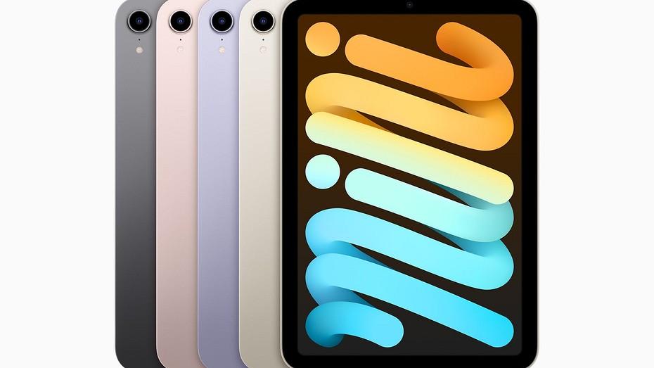 Представлены планшеты iPad 9 и iPad mini 2021  рассказываем, что нового