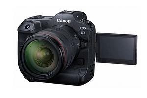 iPhone 13 Pro мира беззеркалок: Canon презентовала флагманскую камеру EOS R3