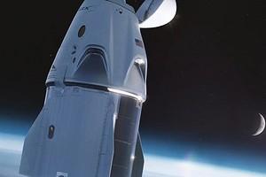 Первые туристы в космосе — SpaceX отправила путешественников на орбиту Земли