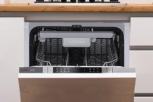 Много места не займут: топ-5 встраиваемых посудомоечных машин шириной 45 см