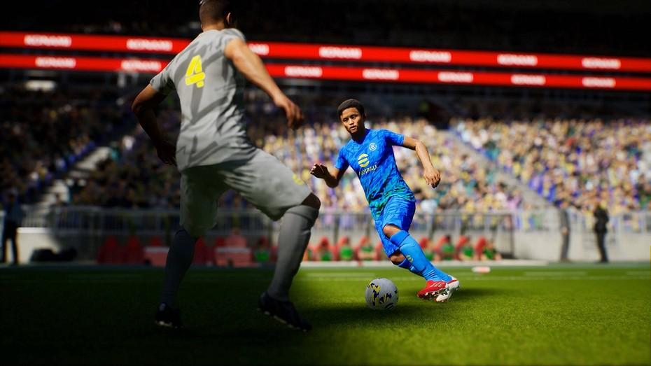 Названы системные требования eFootball - новой игры серии Pro Evolution Soccer