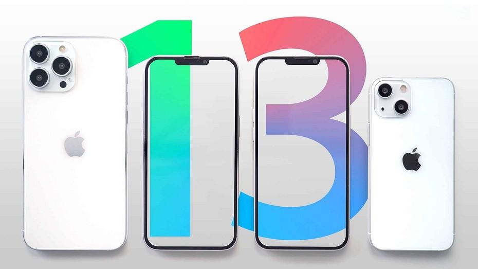 Названа стоимость замены дисплеев и аккумуляторов в смартфонах серии iPhone 13