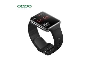 Умные часы Oppo Watch 2 ECG получили большой экран и функцию снятия электрокардиограммы