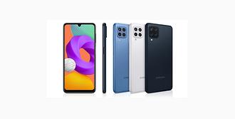 Доступный смартфон Samsung Galaxy M22 получиl...