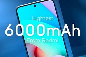 Бюджетный хит Redmi 10 Prime получит гигантскую батарею на 6000 мА*ч