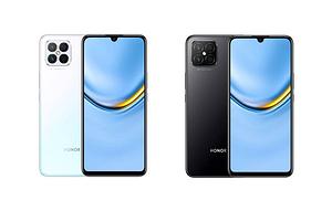 Honor представила новый доступный смартфон Play 20 Pro