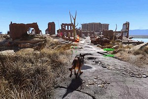 Вот, как может выглядеть Fallout 4 в 4K на ПК с GeForce RTX 3090