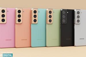 Увы, но у Samsung Galaxy S22 будет крошечная батарея — 3600 мА*ч или 3700 мА*ч