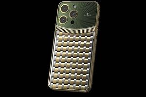 iPhone 13 Pro за 1 миллион рублей — Caviar предлагает эксклюзивные iPhone в стилистике Rolex
