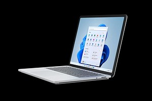Представлен дорогой ноутбук Microsoft Surface Laptop Studio — от $1600