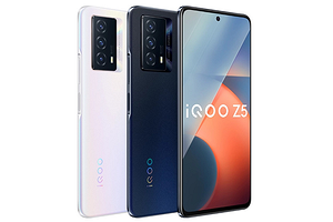 Крутые характеристики по доступной цене: представлен смартфон iQOO Z5