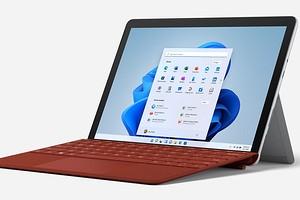 Анонсирован недорогой планшет Microsoft Surface Go 3 — 10,5 дюймов, процессор Intel, до 8 ГБ ОЗУ