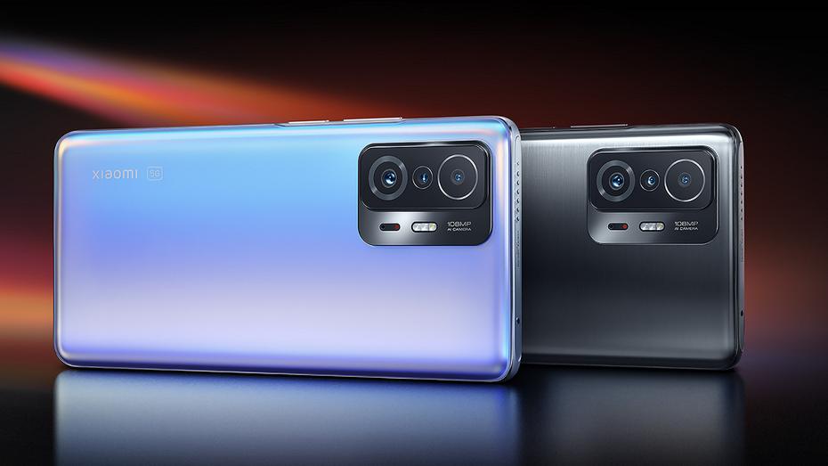 Xiaomi 11T и 11T Pro уже доступны со скидками и бесплатной доставкой в Россию