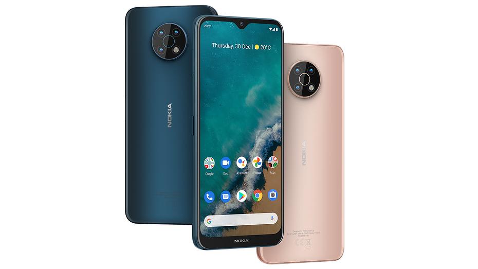 Самый дешевый 5G-смартфон от Nokia представлен официально