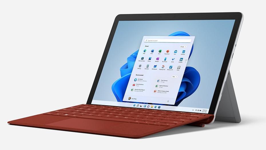 Анонсирован недорогой планшет Microsoft Surface Go 3  10,5 дюймов, процессор Intel, до 8 ГБ ОЗУ
