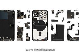 iPhone 13 Pro впервые показали изнутри — и сравнили с iPhone 12 Pro