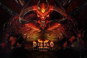Вышла Diablo II Resurrected — возвращение легендарной «Диаблы»