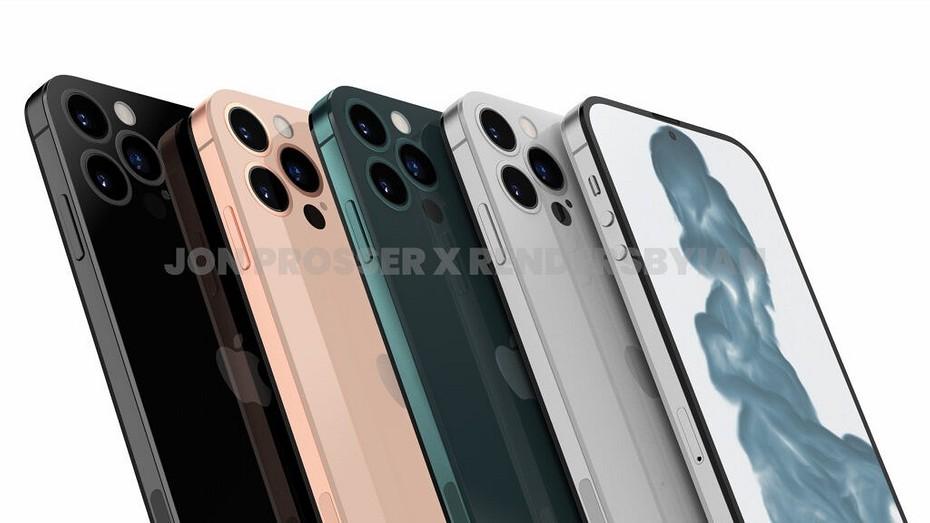 У iPhone 14 будет полностью новый дизайн  он не будет похож на iPhone 12 и 13