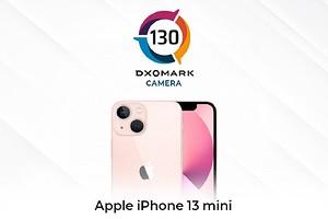 iPhone 13 mini занял 11 место в рейтинге DxOMark — снимает на уровне iPhone 12 Pro Max