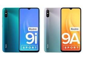 Представлены «спортивные» Redmi 9i Sport и Redmi 9A Sport — недорогие и с большой батареей