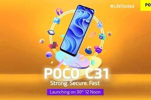 Раскрыты характеристики бюджетного POCO C31 — смартфон будет стоить всего $110