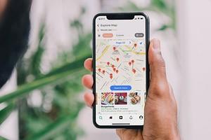 Как включить режим Инкогнито в Google Картах