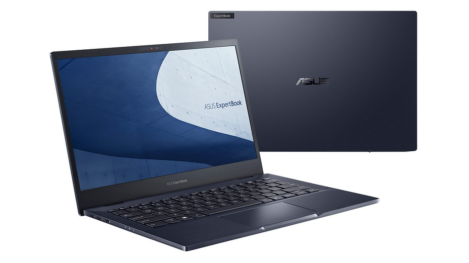 В Россию прибыл защищенный, долгоиграющий и недорогой ноутбук ASUS ExpertBook B5