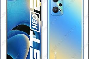 Инсайдер показал Realme GT Neo 2 на рендерах — смартфон на базе Snapdragon 870 с 6,62-дюймовый AMOLED-дисплеем